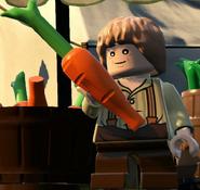 Lego bilbo (hobbiton)