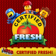 The LEGO Movie Fresh