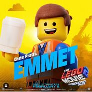 Vignette LEGO Movie 2 Chris Pratt