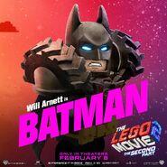 Vignette LEGO Movie 2 Will Arnett