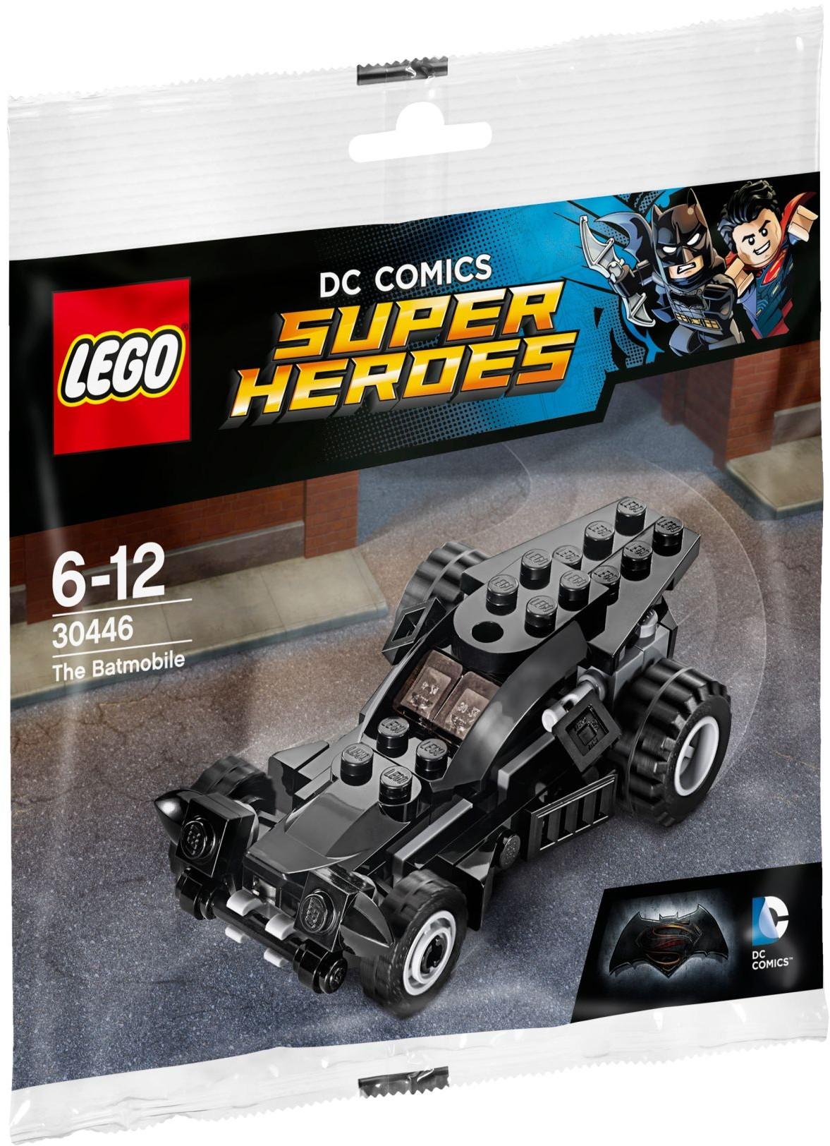 30446 The Batmobile
