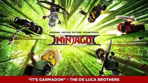 Lego Ninjago - It's Garmadon - The De Luca Brothers (official video)