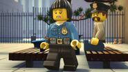 Nya policière-Le voleur d'âmes