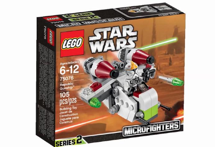 75076 Republic Gunship