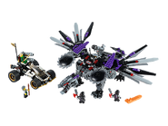 70725 L'attaque du dragon Nindroïde