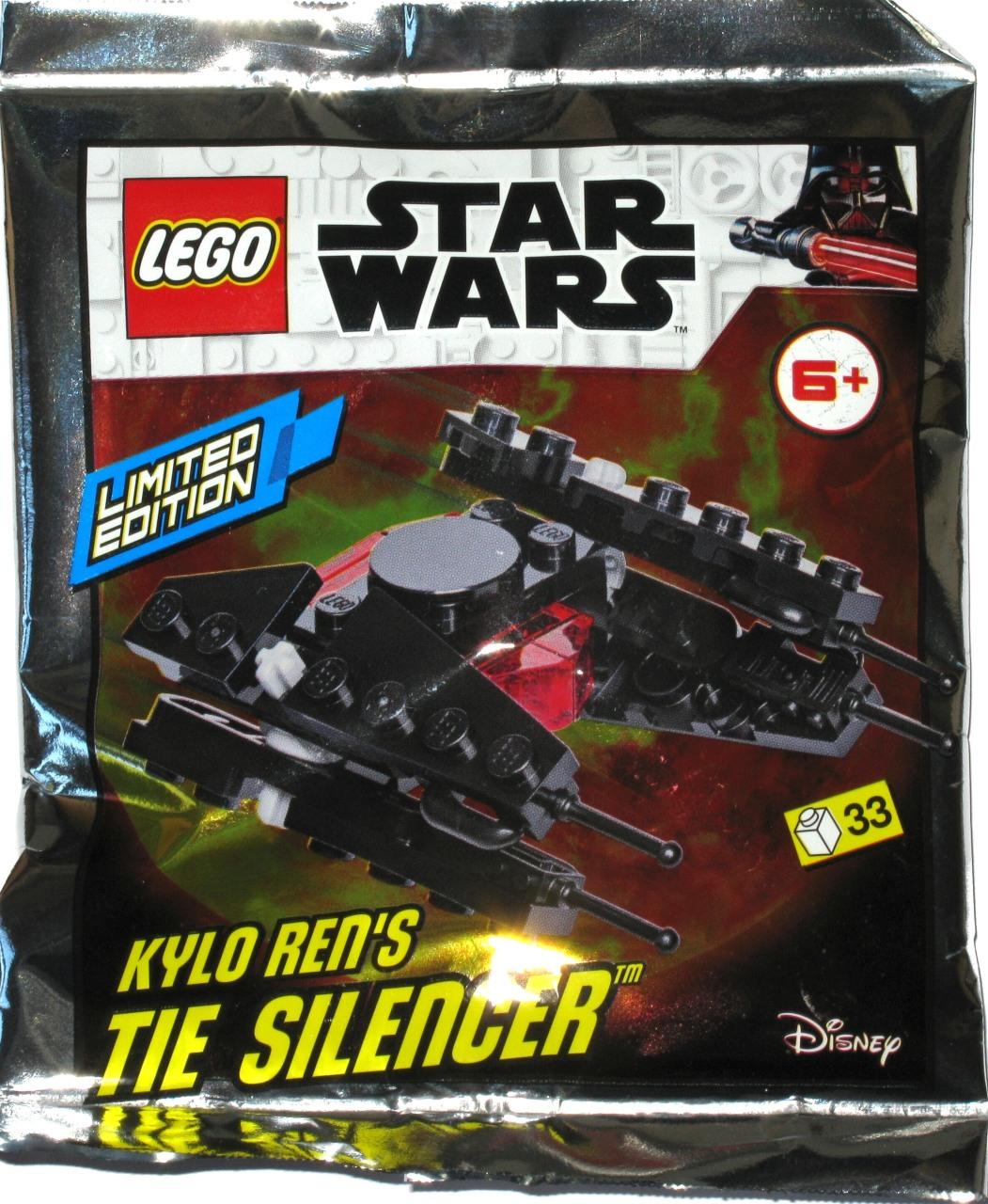 911954 Kylo Ren's TIE Silencer