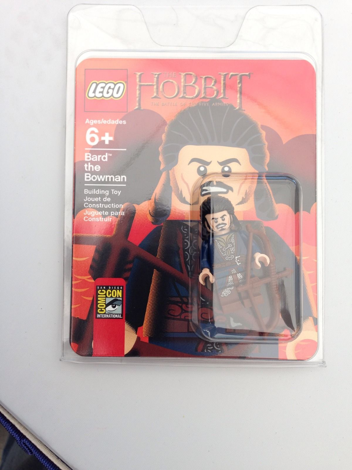Comic-Con Exclusive Bard the Bowman Giveaway