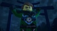 Morro (green ninja) Ninjgo