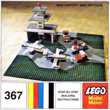 367 Mini-Airport and Vehicles