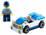 30366 La voiture de police
