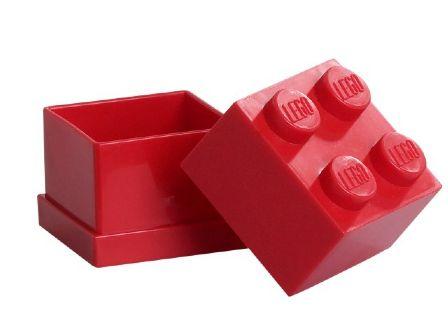 4011 Storage Brick Mini 2 x 2
