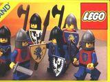 6102 Castle Mini Figures