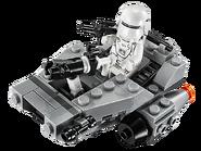 75126 First Order Snowspeeder 2