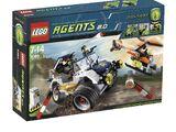 8969 4-Wheeling Pursuit