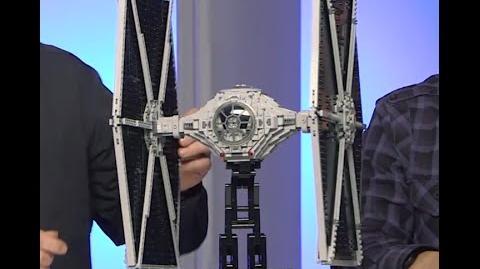 LEGO Star Wars - TIE Fighter 75095 Designer Video