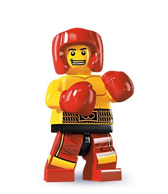 Boxeur (Série 5)