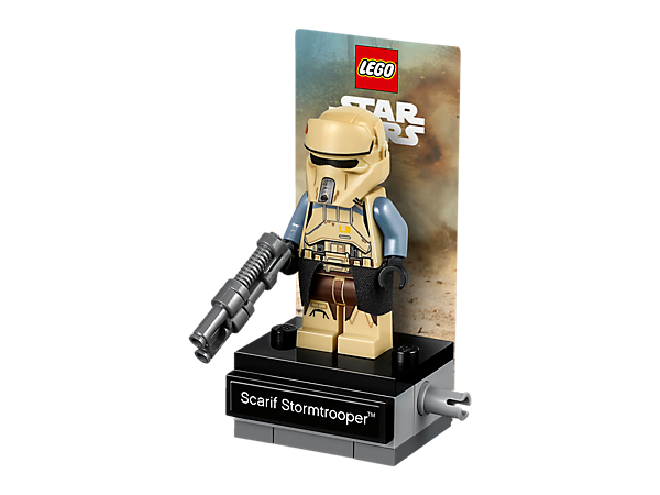 40176 Stormtrooper de Scarif