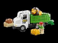 6172 Le camion du zoo