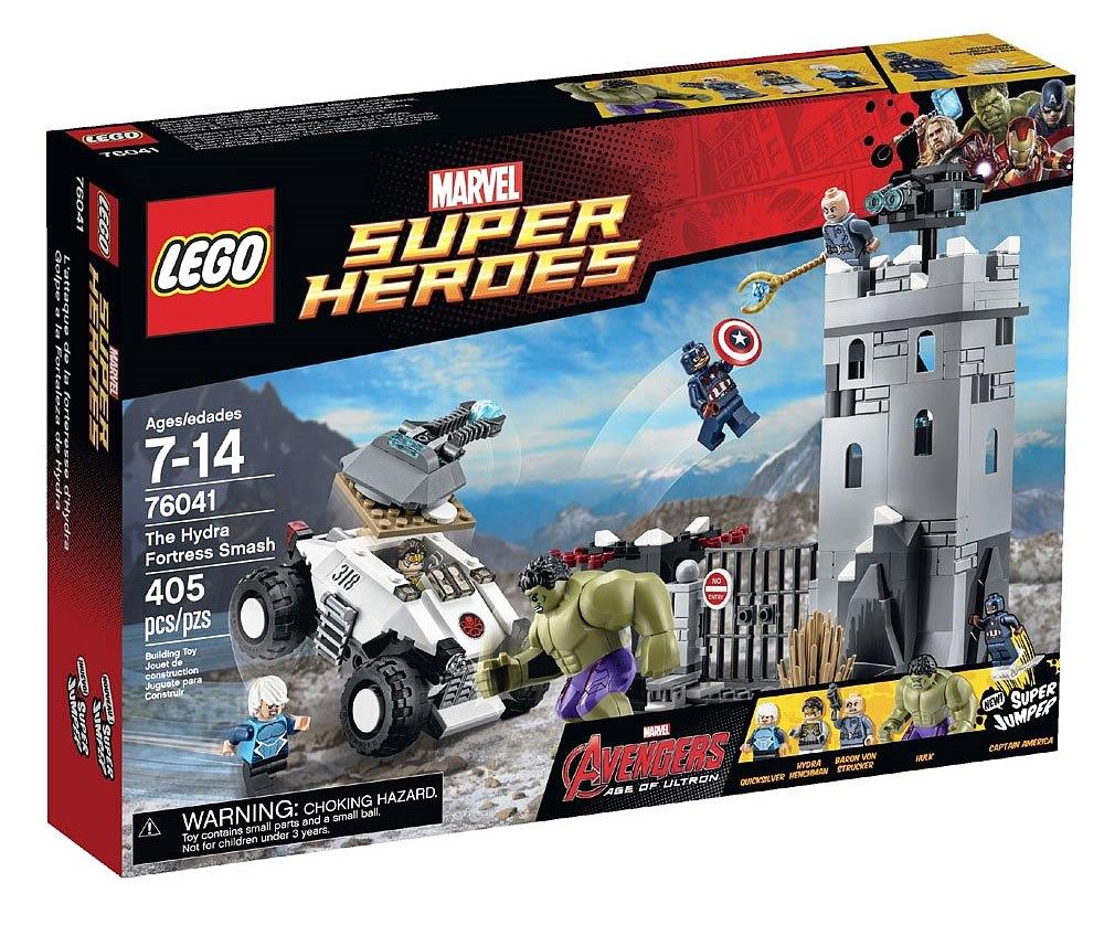 76041 The Hydra Fortress Smash