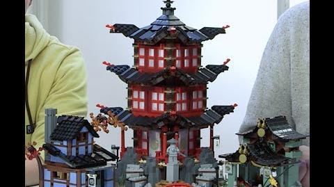 LEGO Ninjago - Temple of Airjitzu (70751) Designer Video