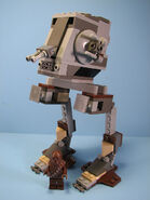 Lego at-st