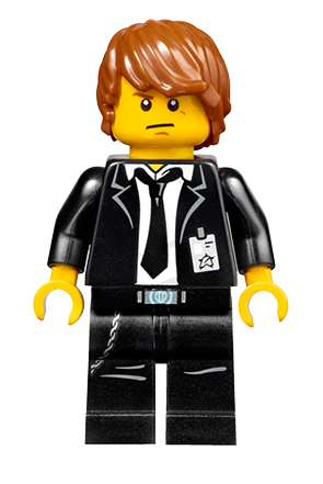 Agent Max Burns