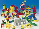 9189 DUPLO Animal and Fun Park