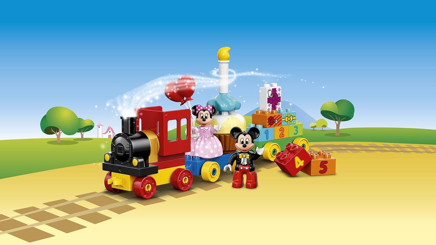 10597 La parade d'anniversaire de Mickey et Minnie