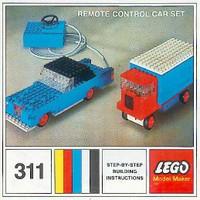 311 Remote Control Car Set