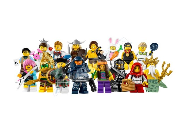 LEGO Minifigures Serie 7 8831