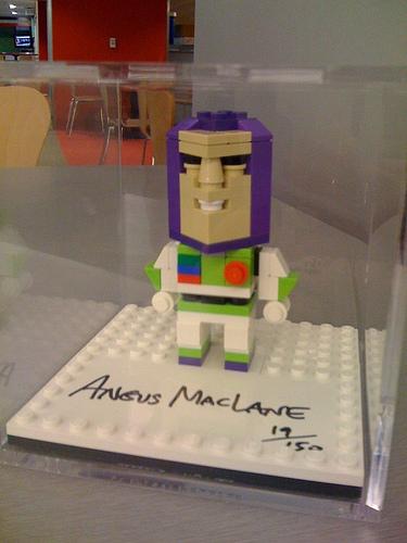 Buzz Lightyear Cube Dude