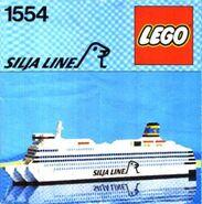 1554-Silja Line Ferry