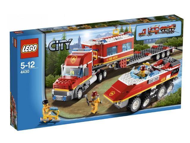 4430 Fire Transporter