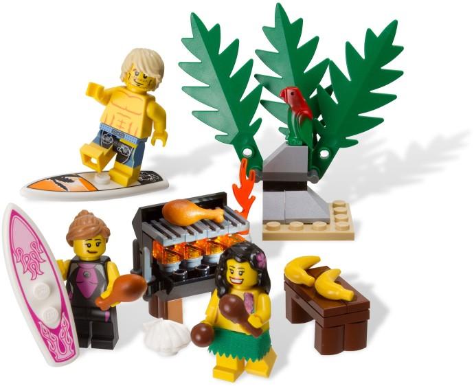 Minifiguren-Zubehör-Pack 850449