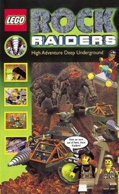 2200945 Rock Raiders - High Adventure Deep Underground