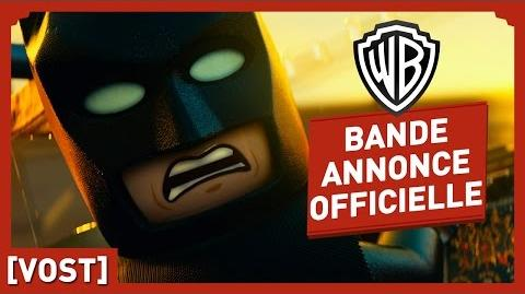 LEGO BATMAN, LE FILM - Bande Annonce Officielle (VOST)