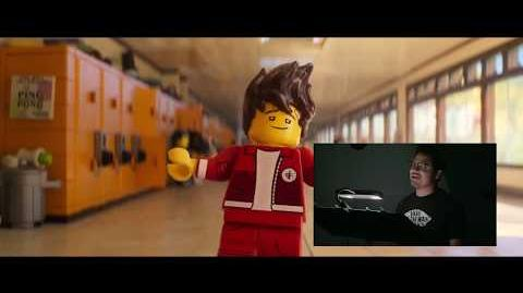 Michael Peña as Kai - LEGO NINJAGO Movie