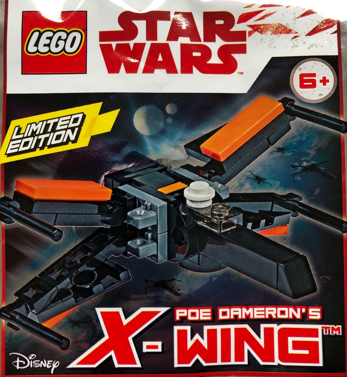 911841 Poe Dameron's X-Wing