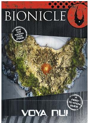 BIONICLE Voya Nui Mini-Book