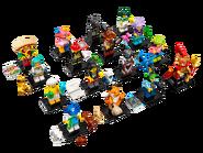 71025 Minifigures Série 19 2