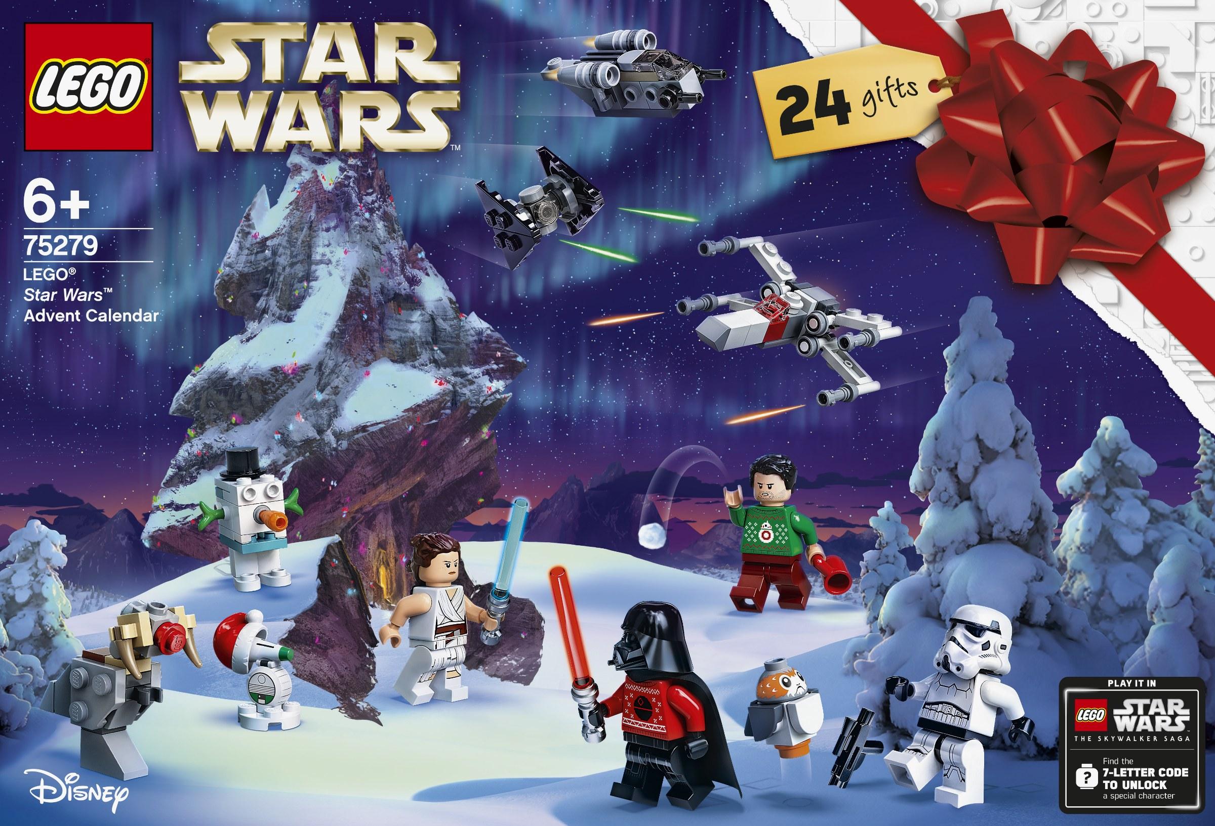 LEGO® 75279 Star Wars™ Adventskalender 2020