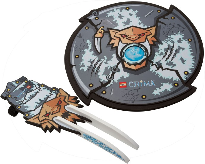 851318 Sir Fangar Claw & Shield