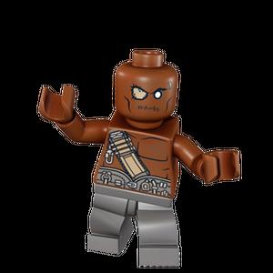 Lego Gunner Zombie 4195 853219 4191 Pirates of the Caribbean Minifigure