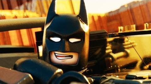 LEGO Batman O Filme (The Lego Batman Movie, 2017) - Trailer Dublado Comic-Con