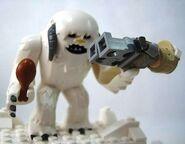 Lego Star Wars 8089 Hoth Wampa