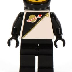 Black Futuron Astronaut