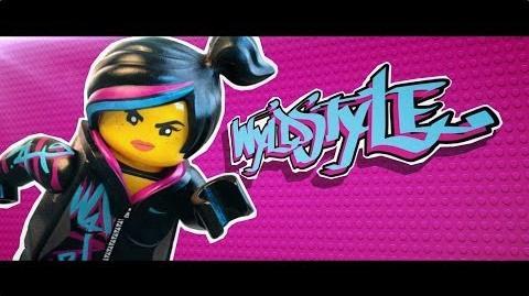 The LEGO® Movie - Meet Wyldstyle HD