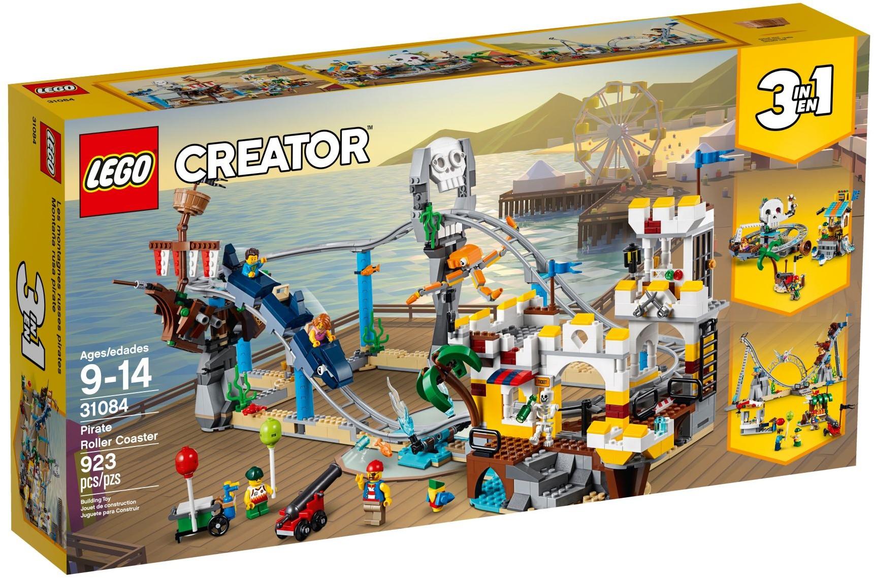 31084 Pirate Roller Coaster