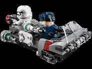 75166 Pack de combat le Speeder de transport du Premier Ordre 2