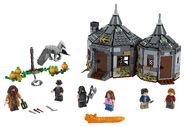 75947 Hagrid's Hut- Buckbeak's Rescue